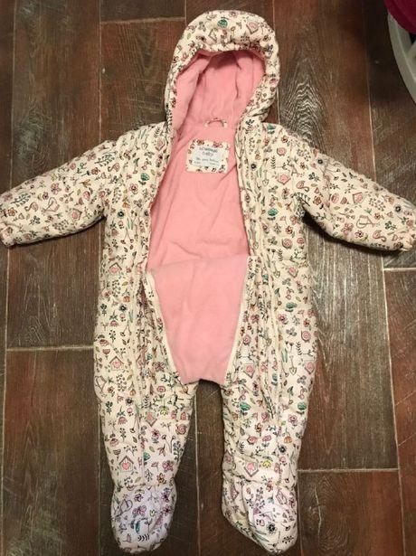 Продам вещи на девочку (Джинсы кофточка пальто комбинезон костюм халат