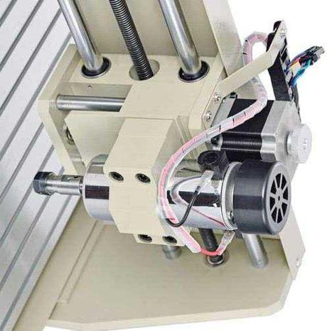 cnc 3040 máquina de gravura fresadora