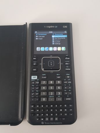 TI - nspire CX CAS kalkulator graficzny