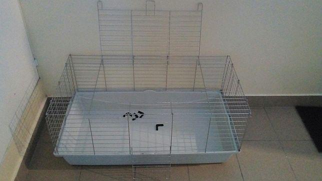 NOWA DUŻA KLATKA 100 cm x 54 cm dla gryzoni, świnki morskiej, królika