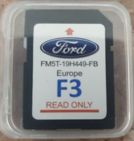 Gps Ford F3