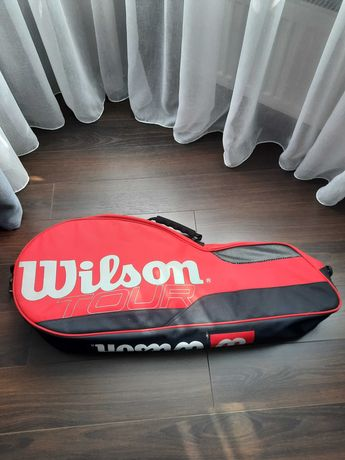 Продам сумку для ракетки Wilson