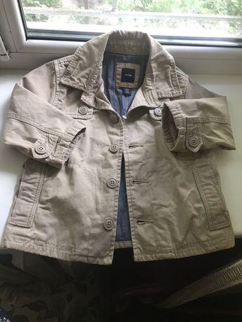 Куртка babyGap на мальчика 2 года