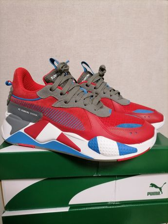 Кроссовки Puma RS-X Retro Sneakers