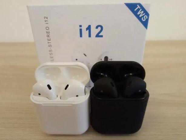 Беспроводные Bluetooth Наушники AirPods i12 TWS