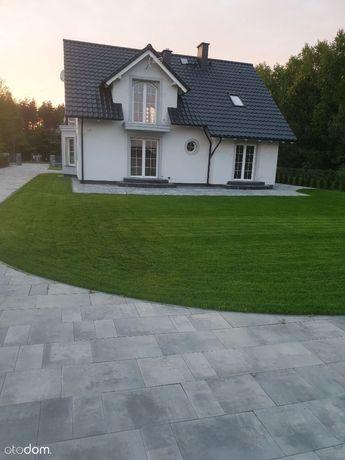 Dom 170m², wiato-garaż, działka 3000m²
