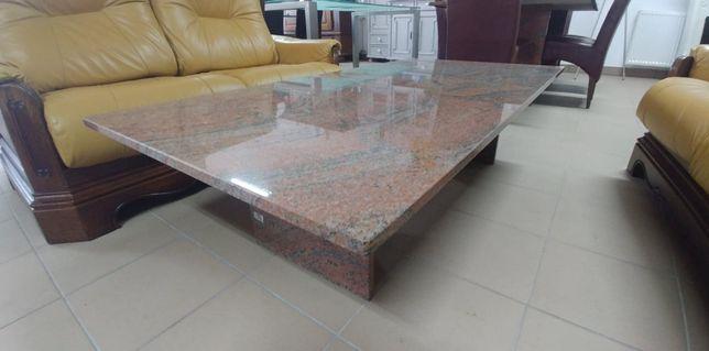 Stół + ława kamień granit