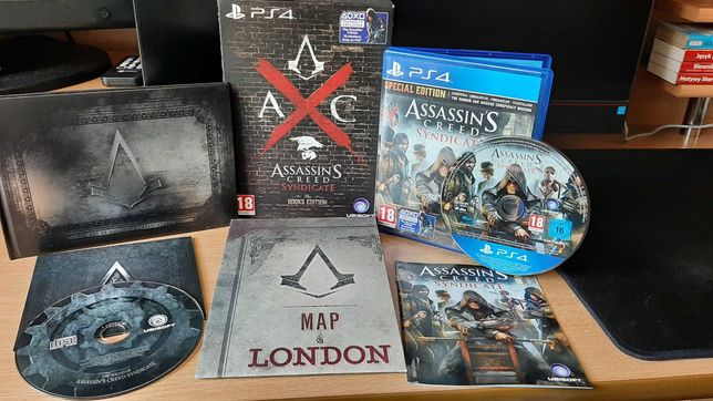 Assassin's Creed Syndicate: Rooks Edition PS4