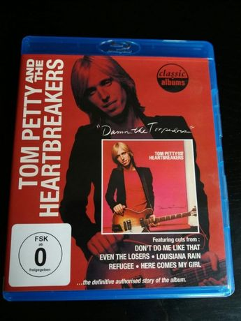 Tom Petty and The Heartbreakers Damn The Torpedoes Bluray