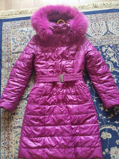 Пальто зимнее Кико 146-152, 900 руб