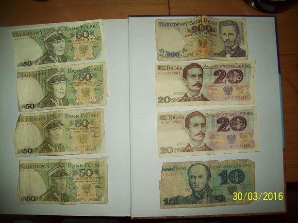 banknoty prl cena za wszystkie