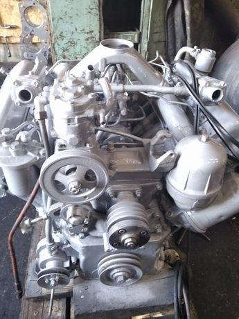 Двигун ямз 236