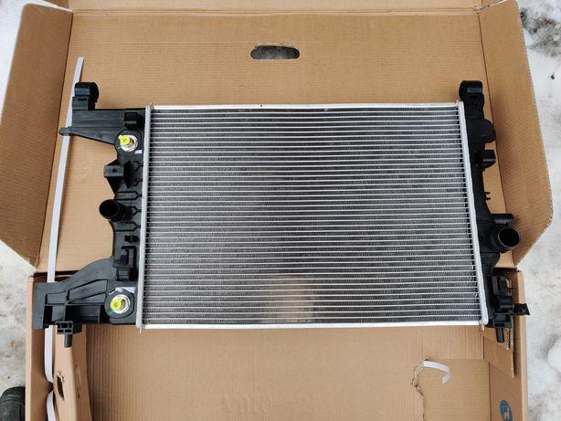 Радиатор Chevrolet Cruze, Opel Astra J
