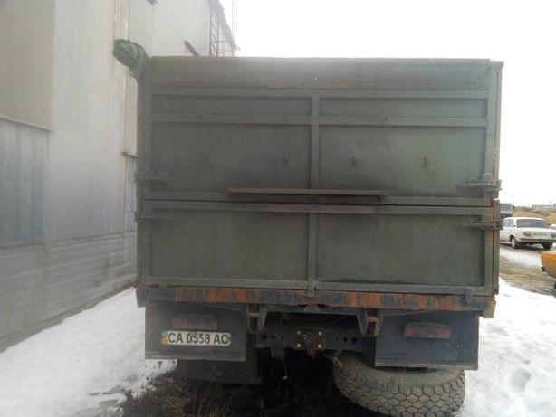 Кузово до КАМАЗа (бортовий)