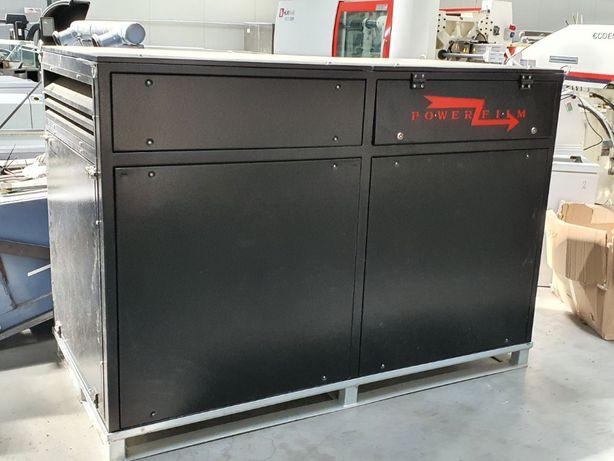 Stacja obciążeń SAKS-POL 650 kW