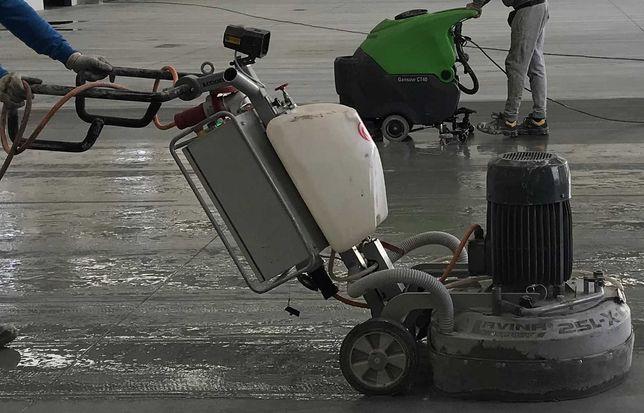 Polidora de pavimento Lavina 25L-X Usada