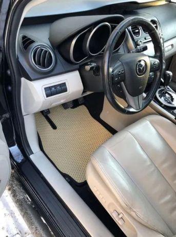 EVA коврики Mitsubishi Pajero Lancer Outlander + подпятник в подарок!