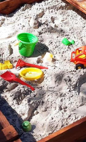 Super czysty piach / piasek dla dzieci !