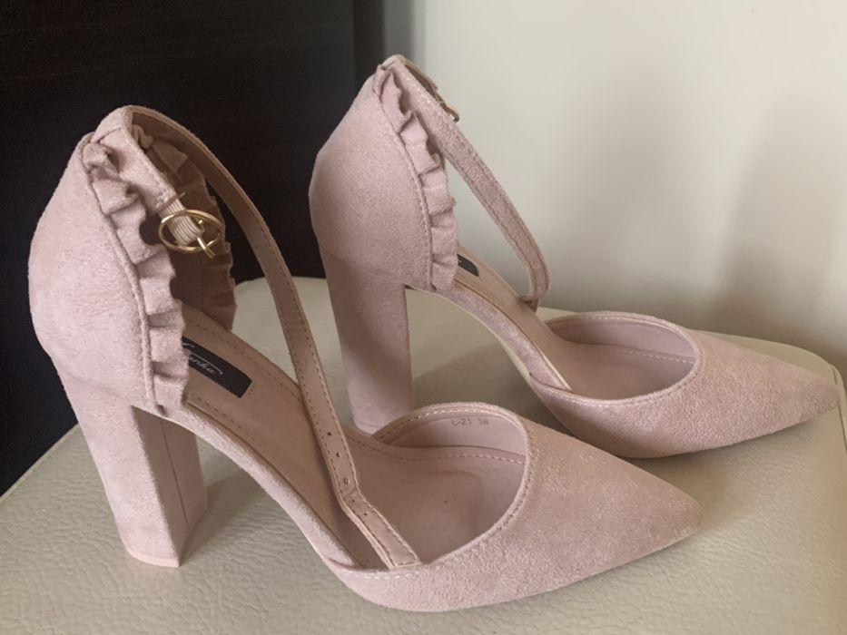 Nowe buty pudrowy roż! Rzeszów - image 1