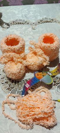 Пинетки (носки) для ребенка 1,5-3 года