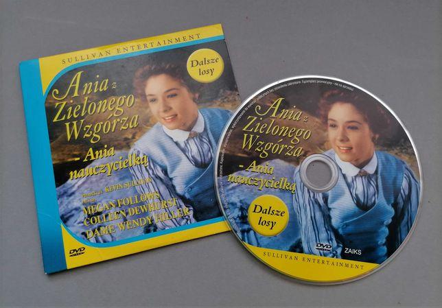 Ania z Zielonego Wzgórza - Ania nauczycielką DVD