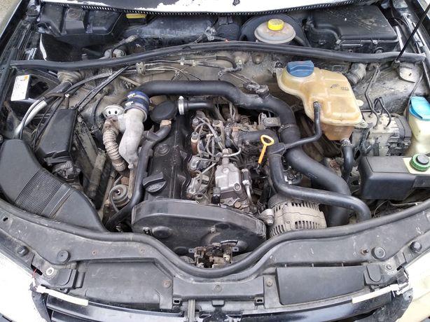 Мотор пасат б5 1.9 тді