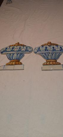 Antigos azulejos Século XVll P. MANUAL.