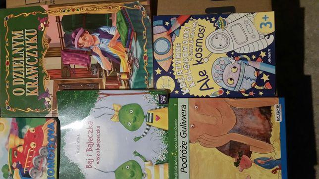 sprzedam książki bajki dla dzieci