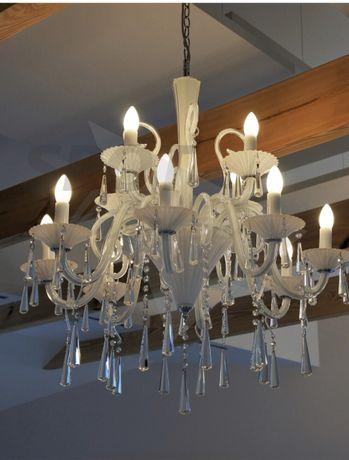 HIT Żyrandol ROSANO firmy Spot Light 12xE14 w stylu glamour