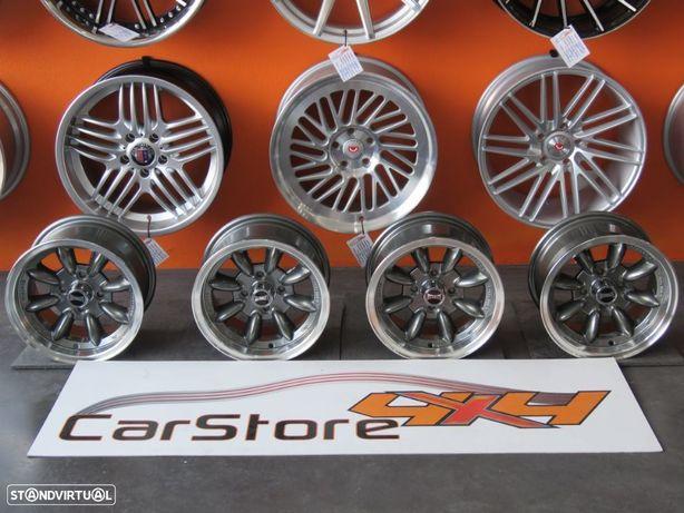 Jantes Ultralite 13 x 7 et 10 4x101.6 Gunmetal Mini Clássico | Carstore4x4