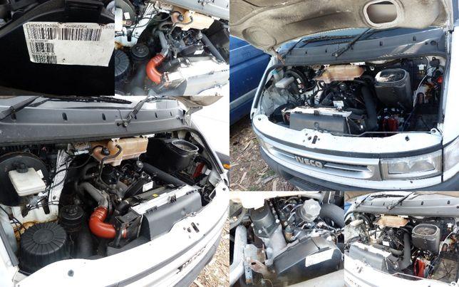 Двигатель мотор F1AE0481B от Iveco DAILY III 3 35S12 2.3 HPI 2005