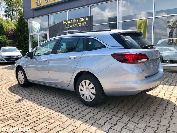 Opel Astra Enjoy Kombi 125 KM czujniki i klimatronik Android Auto