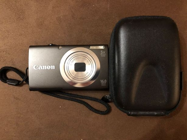 Canon PC1731 PowerShot A2400IS