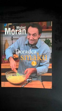 Komplet książek Doradca smaku (Michel Moran, Andrzej Polan)