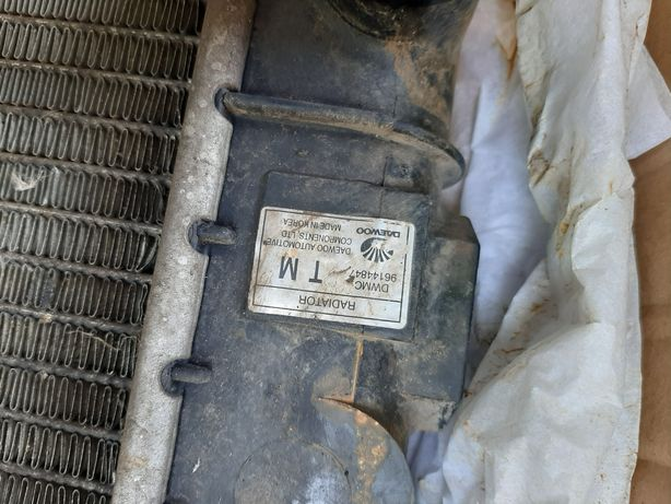 Радиатор охлаждения Daewoo Sens
