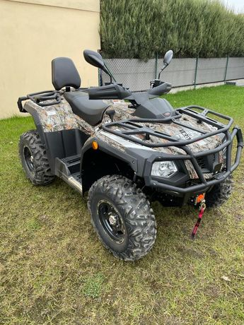 Nowy quad Hisun 550 cc EPS