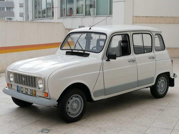 Renault 4L 1990 Último Modelo