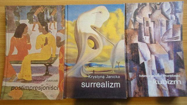 Surrealizm / Kubizm / Postimpresjoniści