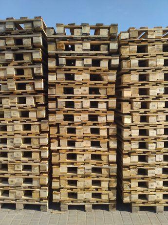 піддони дерев'яні , палети