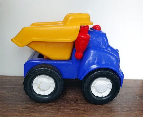 Машинка детская Самосвал (для маленьких) 21 см