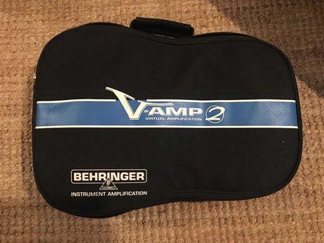 pedaleira Behringer V Amp 2