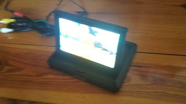 Monitor wyświetlacz LCD IPS AHD kamera cofania 1024x600