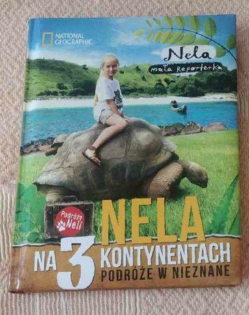 Komplet 5 szt. książek o Neli