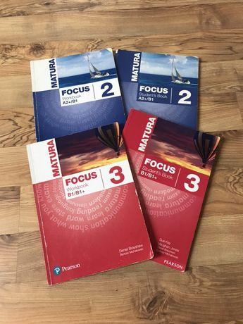 Focus podrecznik pearson 2 i 3 jezyk angielski matura