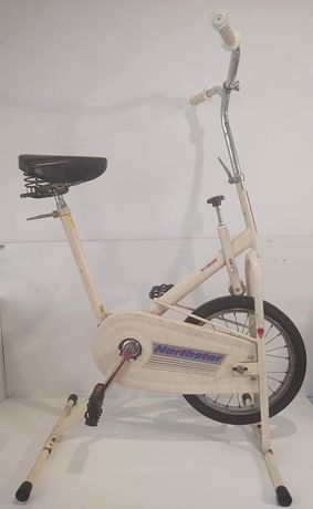 Rower stacjonarny do ćwiczeń / rehabilitacji. SOLIDNY