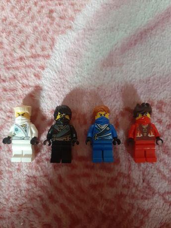 Lego Ninjago minifigurke z sezonu 3