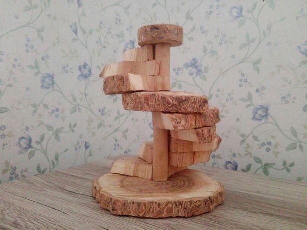 лестница для хомяка мышки ручной работы