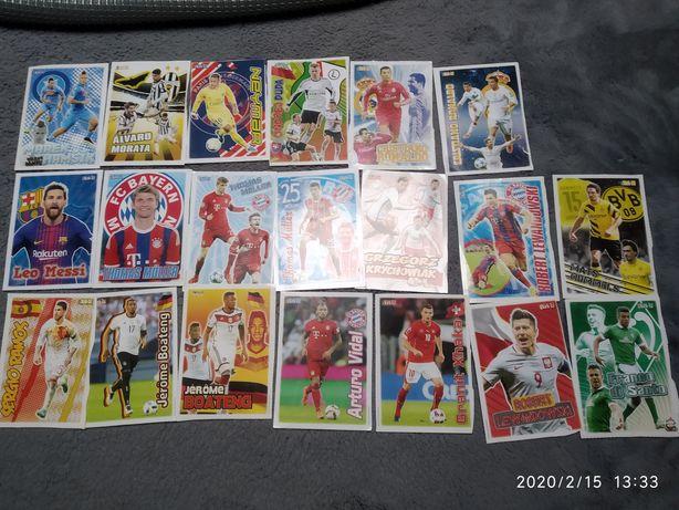 Kartki piłkarskie