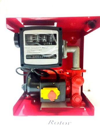 Мини заправка насос для перекачки дизеля АЗС мини заправка Euro Craft