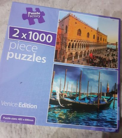 Puzzle Factory 2x1000